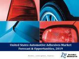 United States Automotive Adhesives Market Forecast and Opportunities, 2019