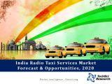 India Radio Taxi Services Market Forecast and Opportunities, 2020