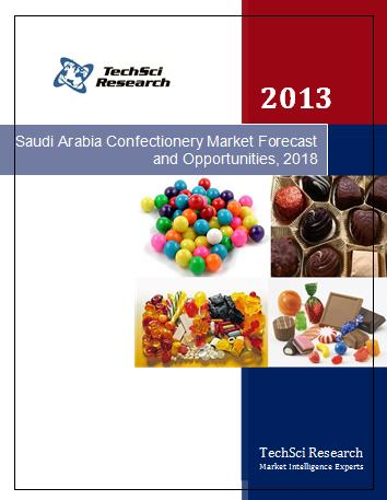Saudi Arabia Confectionery Market Forecast and Opportunities, 2018