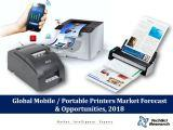 Global Mobile / Portable Printers Market Forecast and Opportunities, 2018