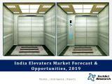 India Elevators Market Forecast and Opportunities, 2019