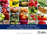 India Organic Food Market Forecast and Opportunities, 2019