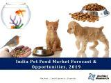 India Pet Food Market Forecast and Opportunities, 2019