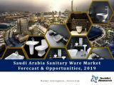 Saudi Arabia Sanitary Ware Market Forecast and Opportunities, 2019