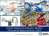 Global Industrial Robotics Market Forecast and Opportunities, 2020