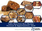 India Nutrition Bars Market Forecast and Opportunities, 2020