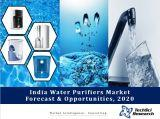 India Water Purifiers Market Forecast and Opportunities, 2020