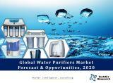 Global Water Purifiers Market Forecast and Opportunities, 2020
