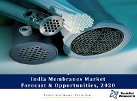 India Membranes Market Forecast and Opportunities, 2020