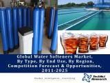 Global Water Softeners Market By Type (Salt Based Water Softeners and Salt Free Water Softeners), By Application Sector (Residential, Commercial & Industrial), By Region, Competition Forecast & Opportunities, 2011-2025
