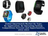 Global Smartwatch Market By Type, By Operating System (Android, iOS, Windows, Others) By Application (Personal Assistance, Wellness, Sports, etc.) By Region (Americas, Europe, APAC, MEA), Competition, Forecast & Opportunities 2011-2021