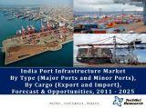 India Port Infrastructure Market By Type (Major and Minor Ports), By End User (Cargo Passenger), By Region, Forecast & Opportunities, 2025