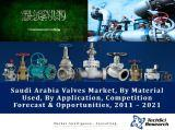 Saudi Arabia Valves Market, By Material Used (Stainless Steel, Copper, Plastic & Others), By Application (Industrial Vs. Civil), Competition Forecast & Opportunities,