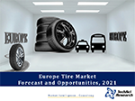 Europe Tire Market – By Vehicle Type (PC, LCV, M&HCV, 2W & OTR), By Company, By Offline Vs Online Sales, By Demand Category (OEM Vs Replacement), By Region, Competition Forecast & Opportunities, 2021
