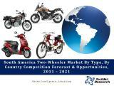 South America Two-Wheeler Market By Type (Motorcycle and Scooter), By Country (Brazil, Colombia, Argentina, Peru, Ecuador, Chile, Venezuela, Paraguay, Bolivia, Suriname and Rest of South America), Competition Forecast & Opportunities,