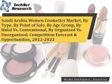 Saudi Arabia Women Cosmetics Market, By Type (Skin Care, Color Cosmetics, Fragrances & Others), By Point of Sale (Online, Exclusive Showrooms, etc.), By Age Group, By Halal Vs. Conventional, By Organized Vs. Unorganized, Competition Forecast & Opportunities,