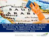 Saudi Arabia Facility Management Market By Service (Hard, Soft & Others), By Application (Commercial, Residential & Industrial), By Company Standard (Tier 1, Tier 2 & Tier 3), Competition Forecast & Opportunities,