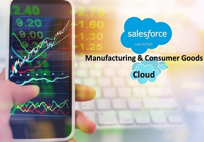 Salesforce Launches Manufacturing and Consumer Goods Cloud