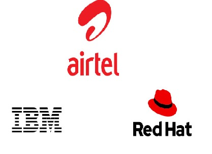 Airtel Selects IBM and Red Hat