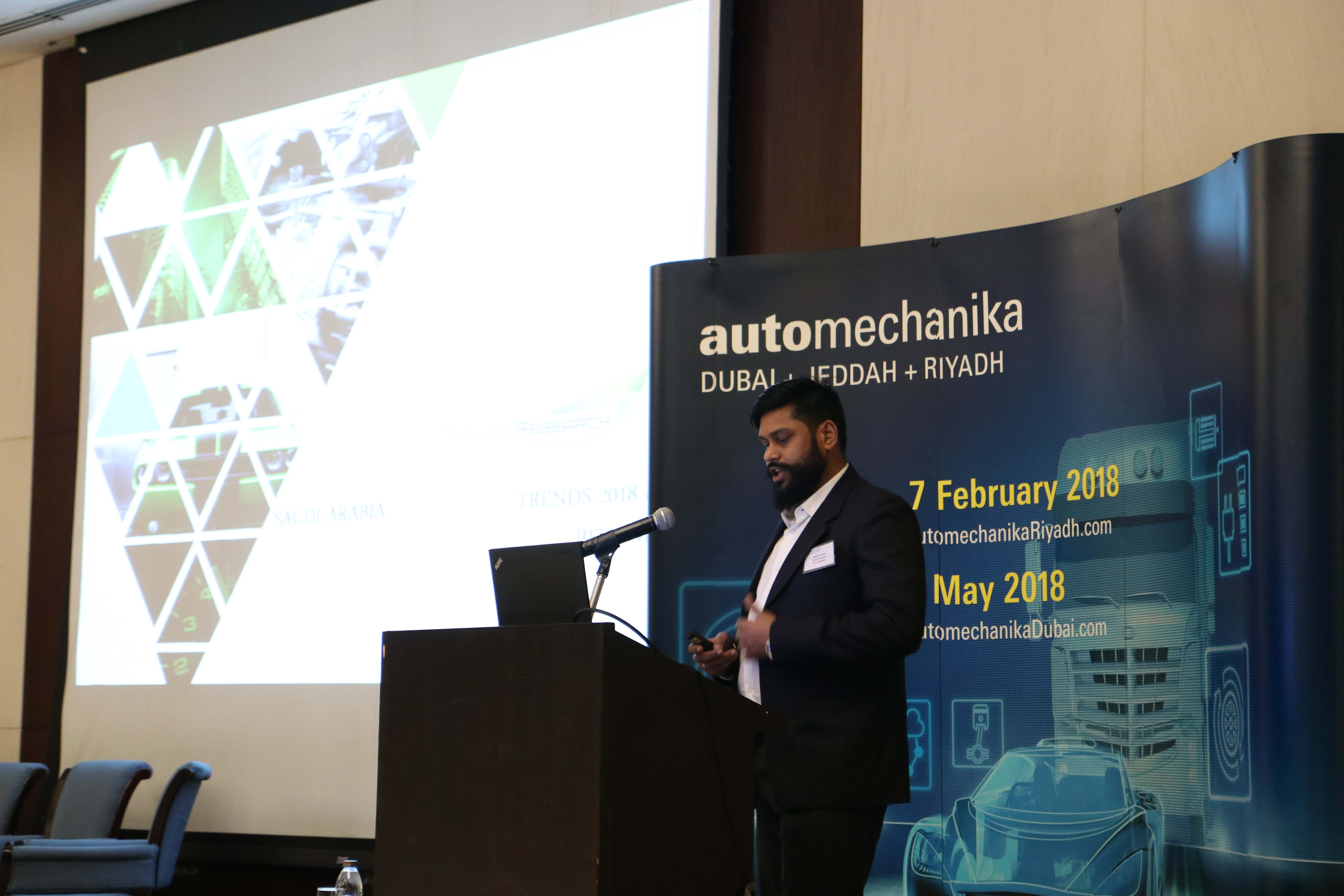 Automechanika Network Dubai, 2018