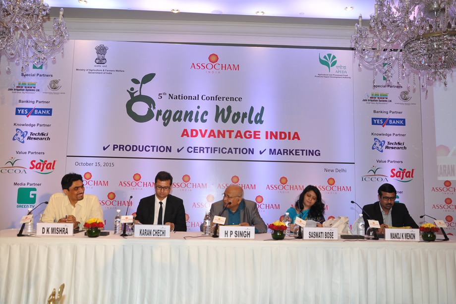 Organic World - Advantage India