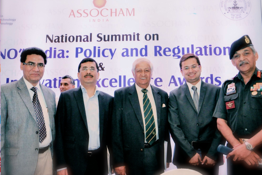 National Summit on Nano India - Policy & Regulations and Innovation Excellence