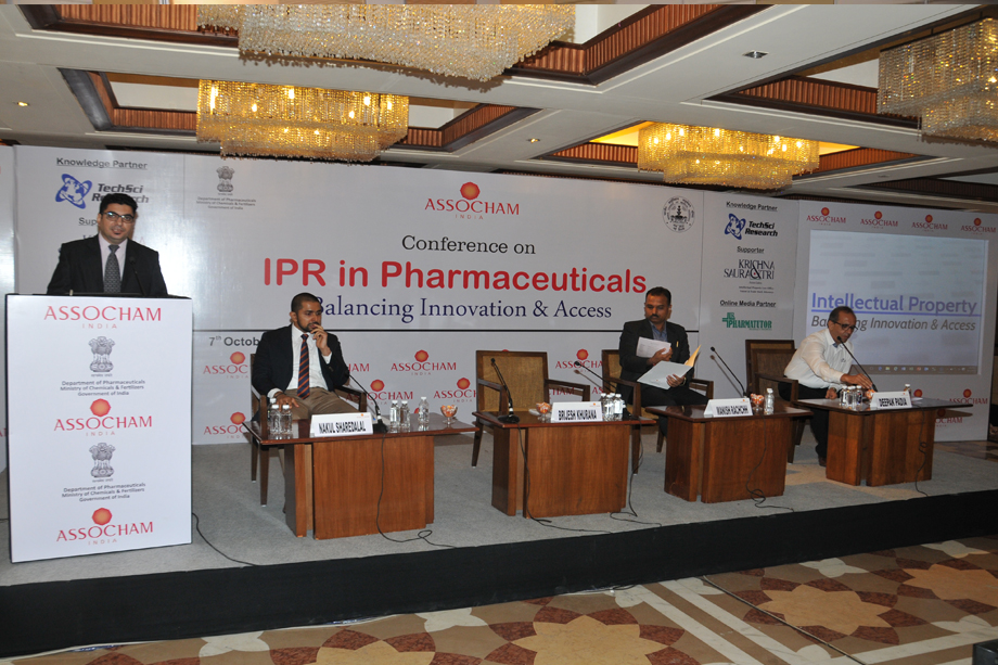 IPR in Pharmaceuticals
