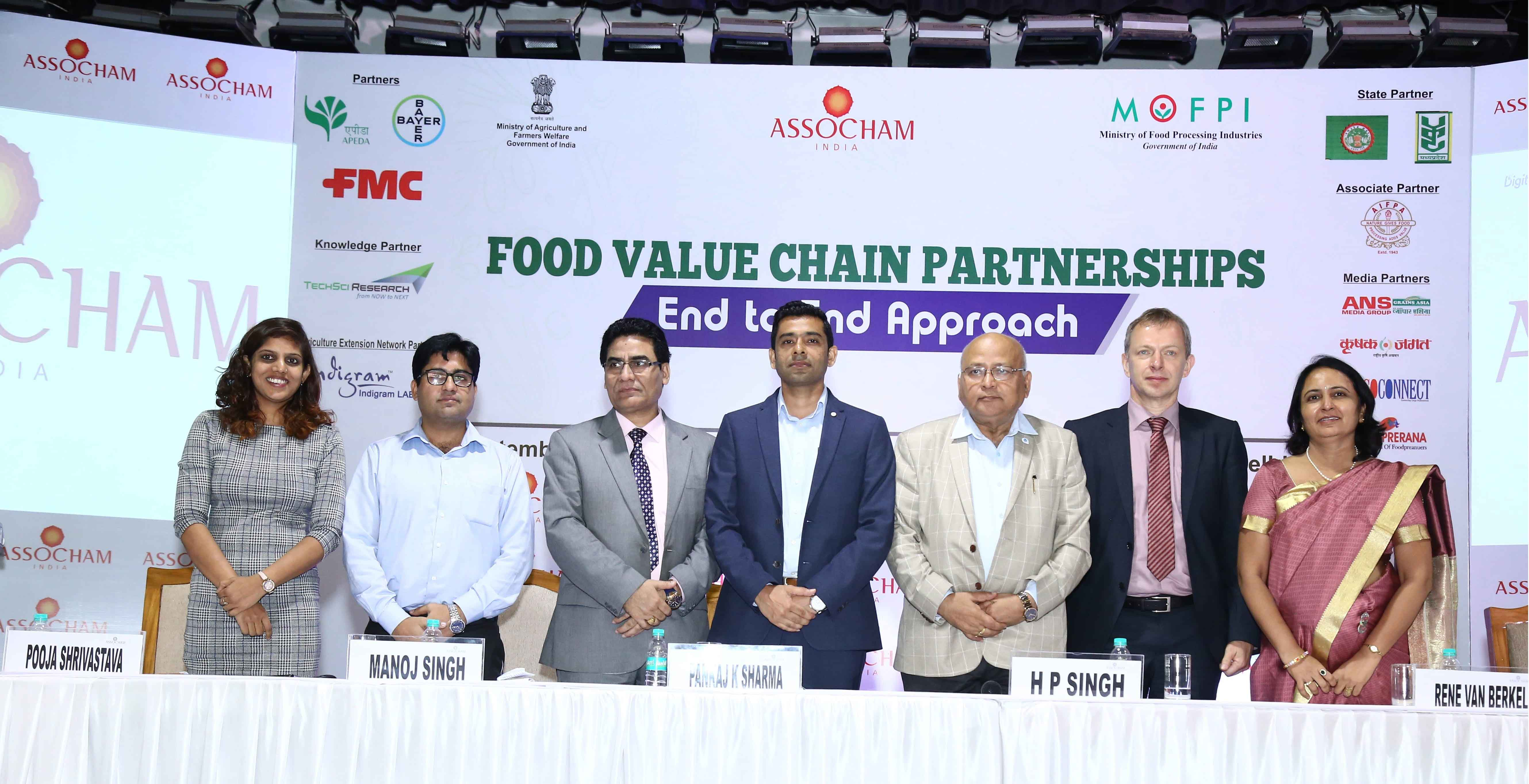Food Value Chain Partnerships – End to End Approach by ASSOCHAM